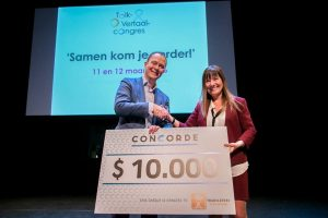 Concorde Group BV becomes a sponsor of Translators without Borders