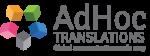 AdHoc Translations becomes a TWB sponsor – because language matters