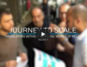 Translators without Borders begins the Journey to Scale