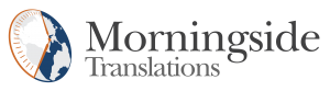 Morningside Translations Sponsorship