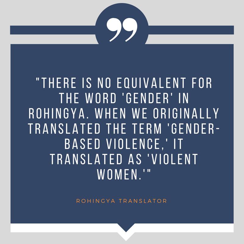 Rohingya Quote