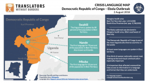language map DRC